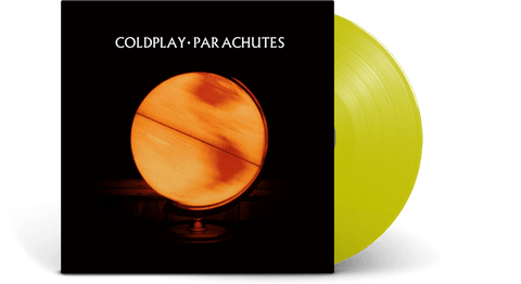 Vinyl - Coldplay : Parachutes (Ltd Yellow Vinyl) - The Record Hub
