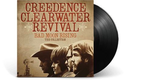 Vinyl - Creedence Clearwater Revival : Bad Moon Rising: The Collection - The Record Hub