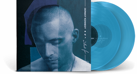 Vinyl - Dermot Kennedy : Without Fear - Complete Edition (Ltd Ed Double Blue 180g Vinyl) - The Record Hub