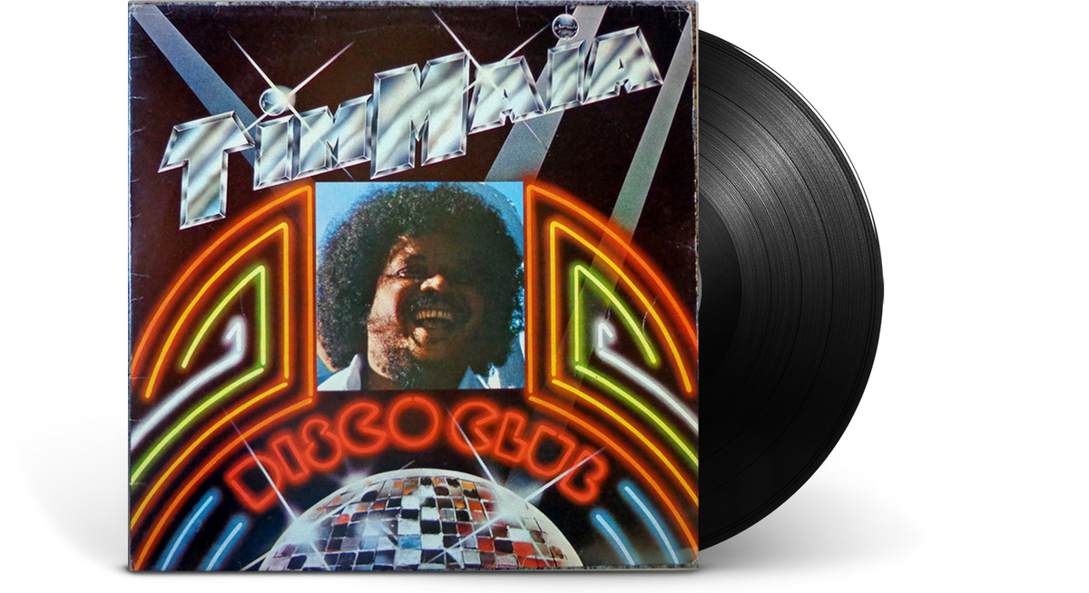Vinyl - Tim Maia : Disco Club - The Record Hub