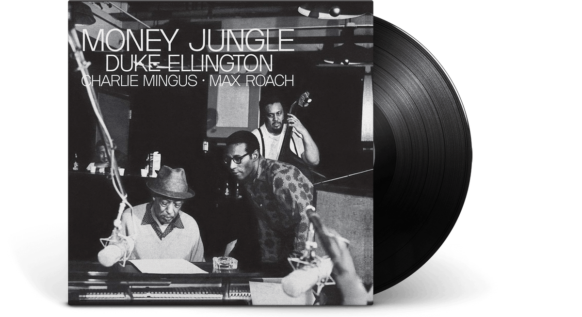 Vinyl - Duke Ellington : Money Jungle - The Record Hub