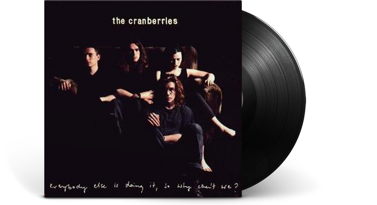 Vinyl - The Cranberries <br> Everybody Else Is Doing It So Why Can't We? - The Record Hub