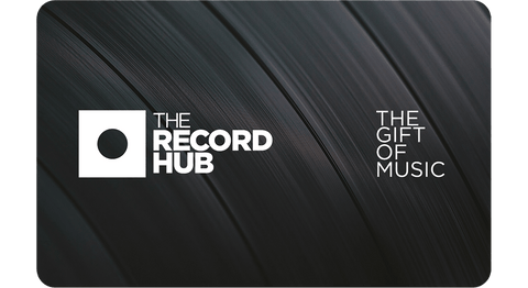 Vinyl - Digital Gift Card - The Record Hub
