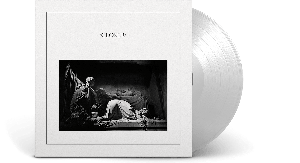 Vinyl - Joy Division : Closer - The Record Hub