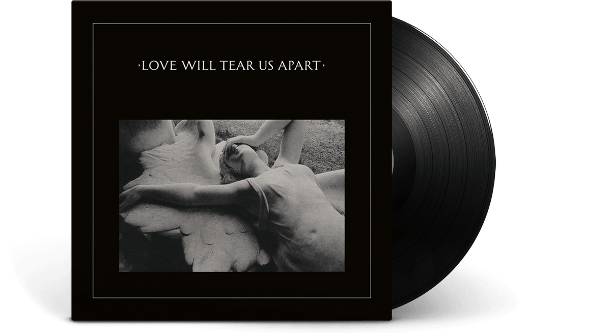 Vinyl - Joy Division : Love Will Tear Us Apart - The Record Hub