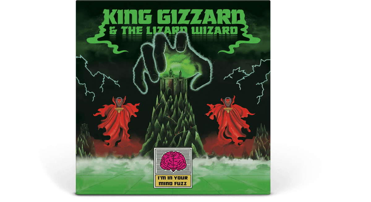 Vinyl - King Gizzard & The Lizard Wizard : I'm In Your Mind Fuzz - The Record Hub
