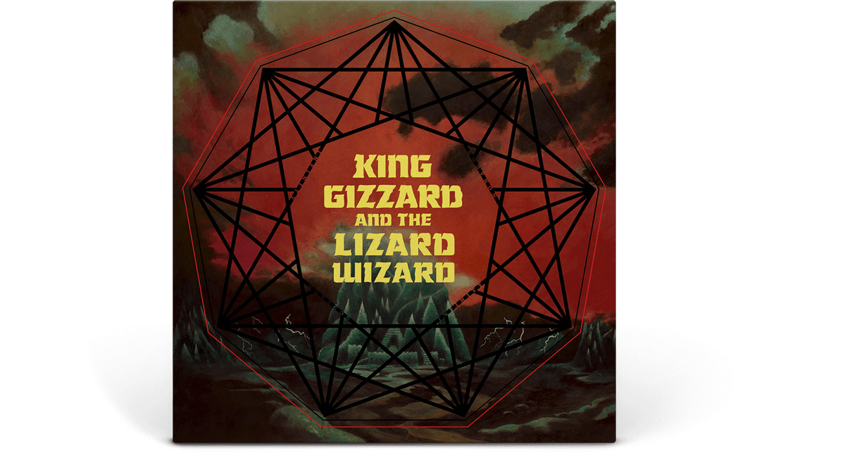 Vinyl - King Gizzard & The Lizard Wizard : Nonagon Infinity - The Record Hub