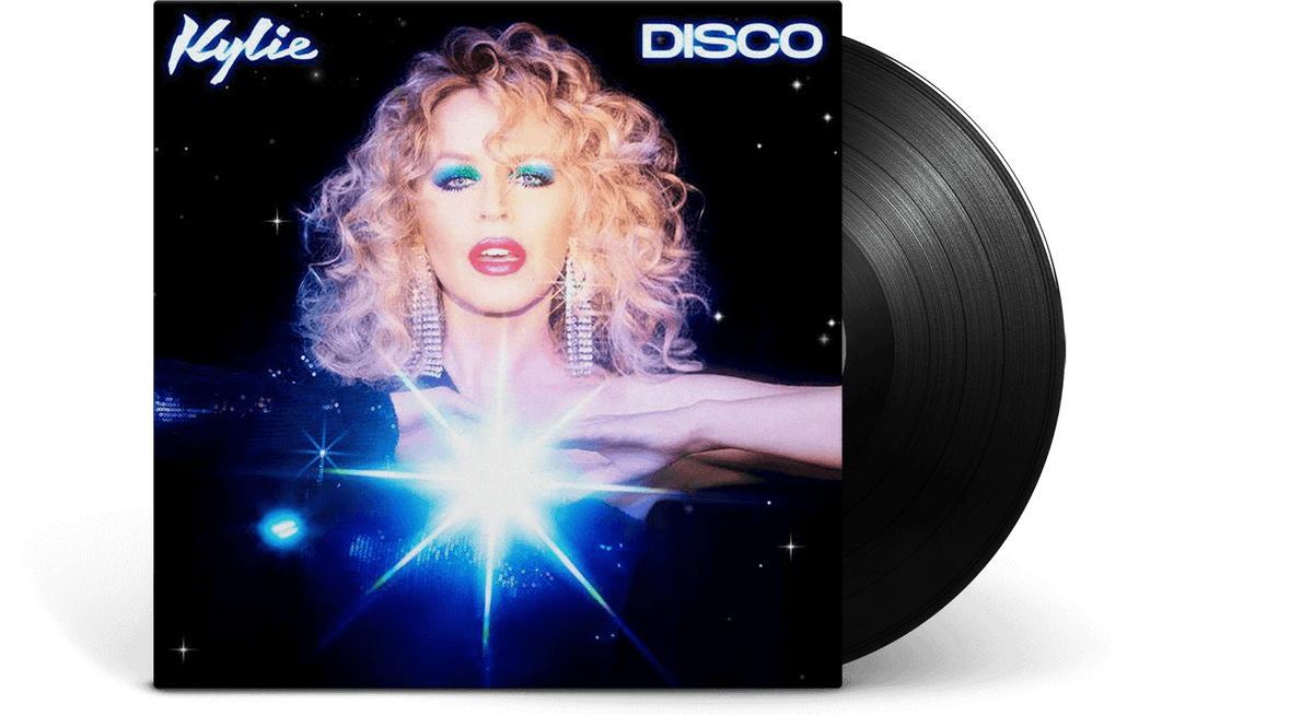 Vinyl - Kylie Minogue : Disco - The Record Hub