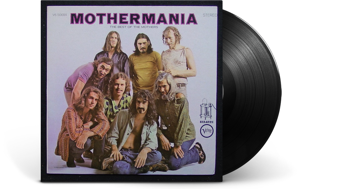 Vinyl - The Mothers of Invention : Mothermania - The Record Hub