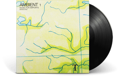 Vinyl - Brian Eno : Ambient 1: Music for Airports - The Record Hub