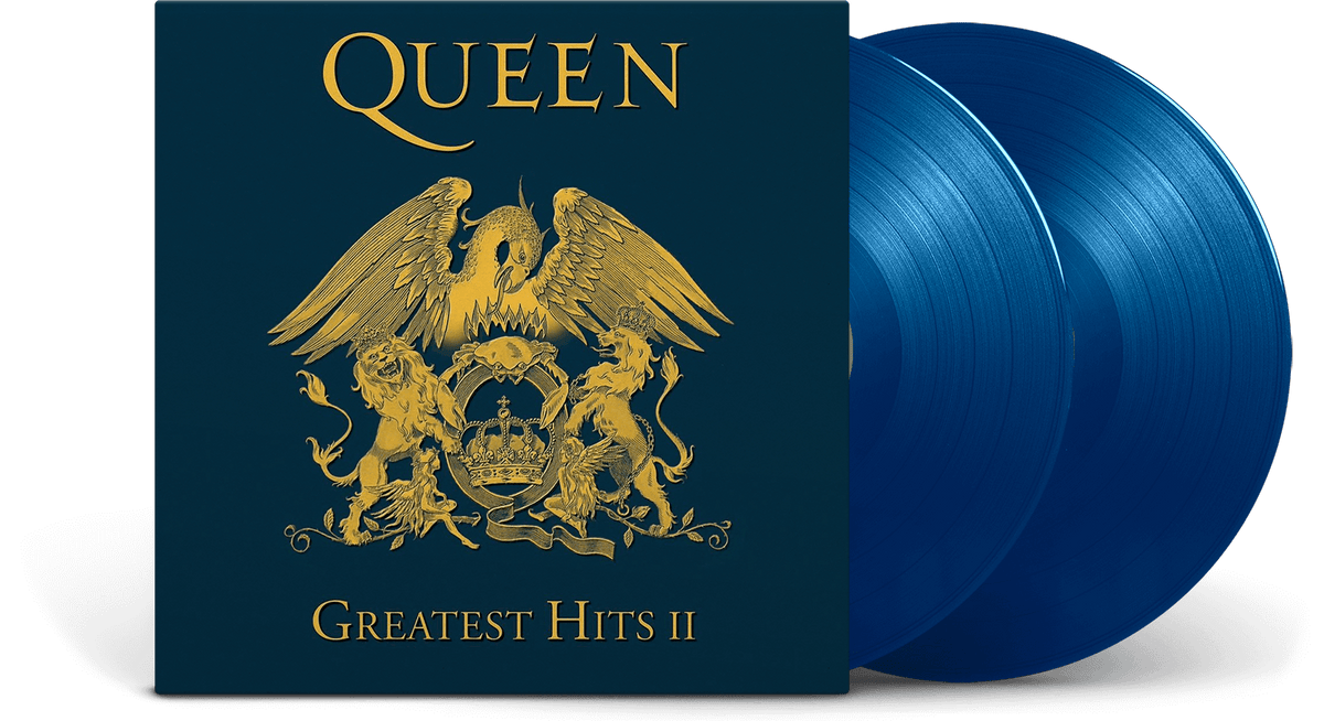Vinyl - Queen : Greatest Hits II - The Record Hub