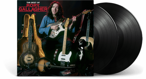 Vinyl - Rory Gallagher : The Best Of - The Record Hub