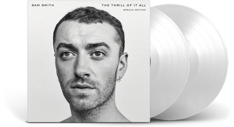 Vinyl - Sam Smith <br> The Thrill of It All - The Record Hub