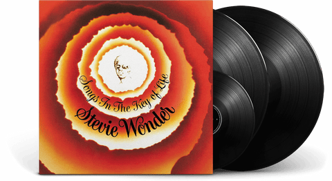 Vinyl - Stevie Wonder <br> Songs in the Key of Life - The Record Hub