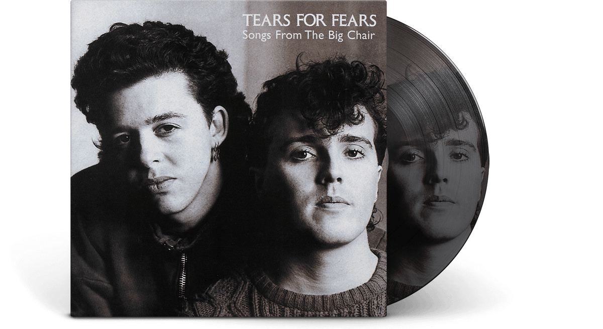 Vinyl - Tears for Fears : Songs from the Big Chair (Picturedisc) - The Record Hub