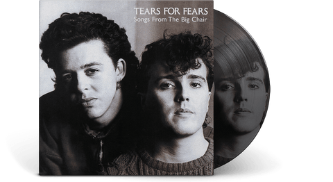 Tears for Fears<br> Songs from the Big Chair (Picturedisc)