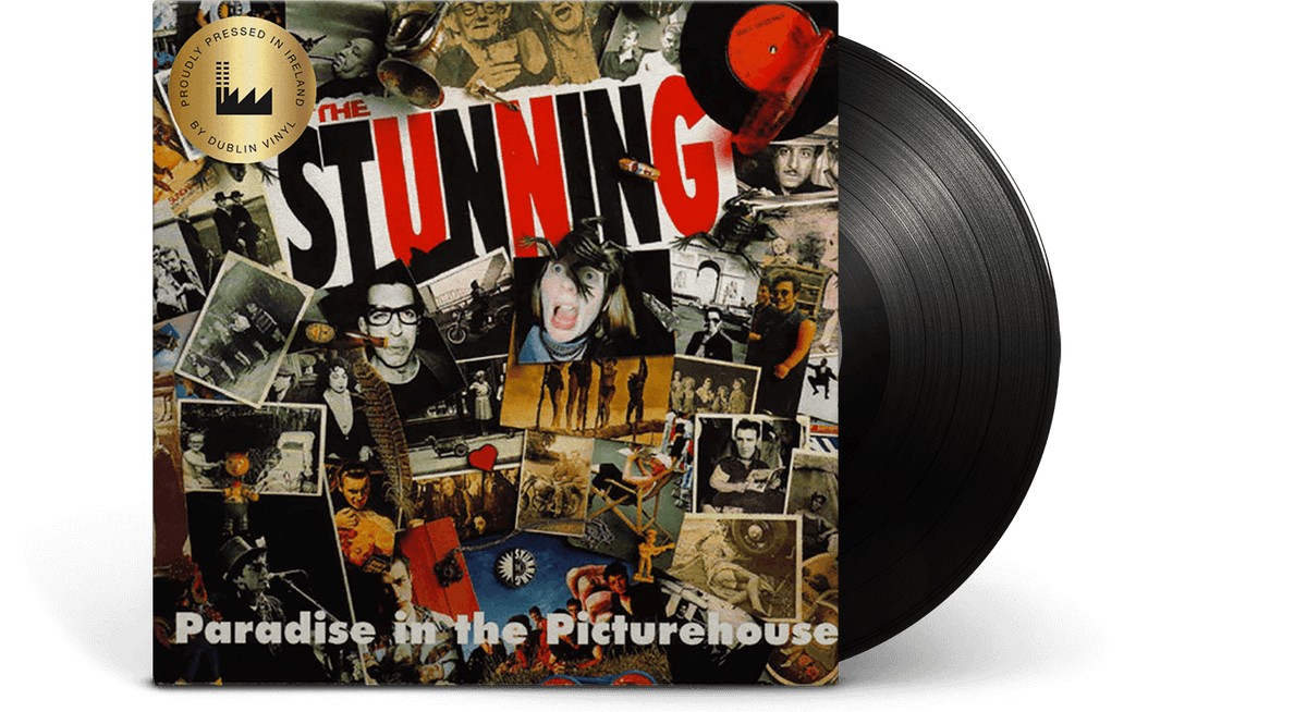 Vinyl - The Stunning<br> Paradise In The Picturehouse - The Record Hub