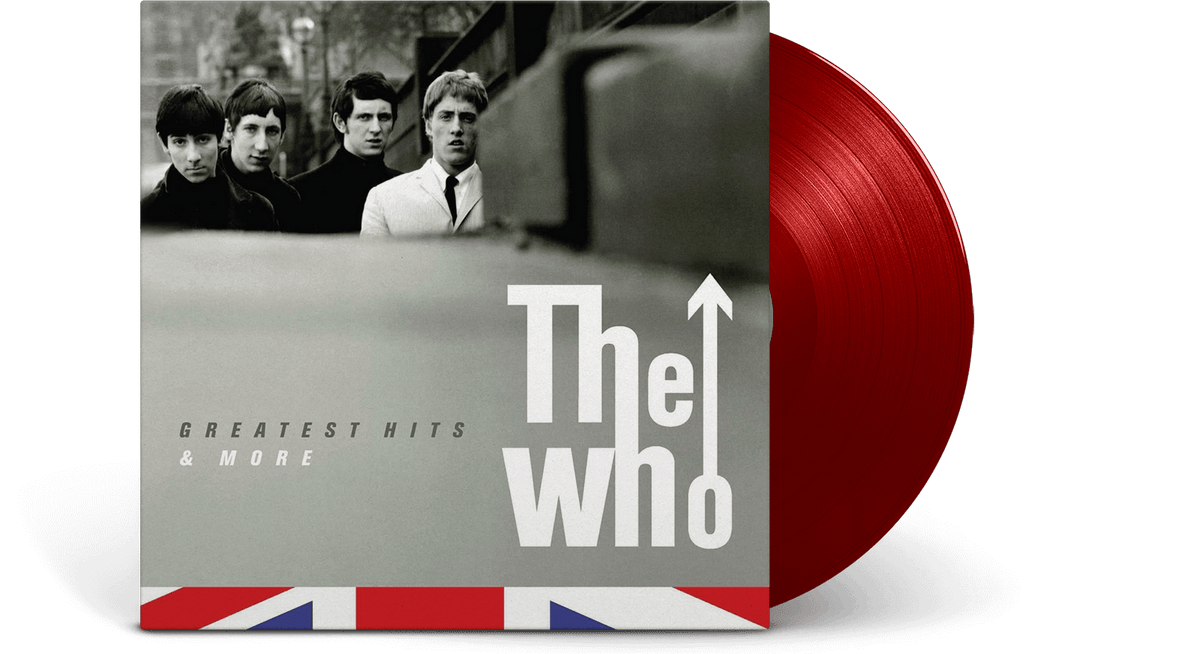 Vinyl - The Who : Greatest Hits - The Record Hub