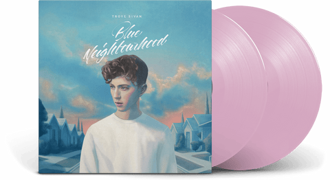 Vinyl - [Pre-Order 26/03] Troye Sivan : Blue Neighbourhood (5th Anniversary Pink Vinyl) - The Record Hub