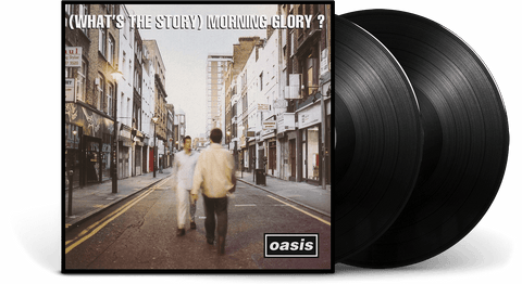 Vinyl - Oasis <br> (What's the Story) Morning Glory? - The Record Hub
