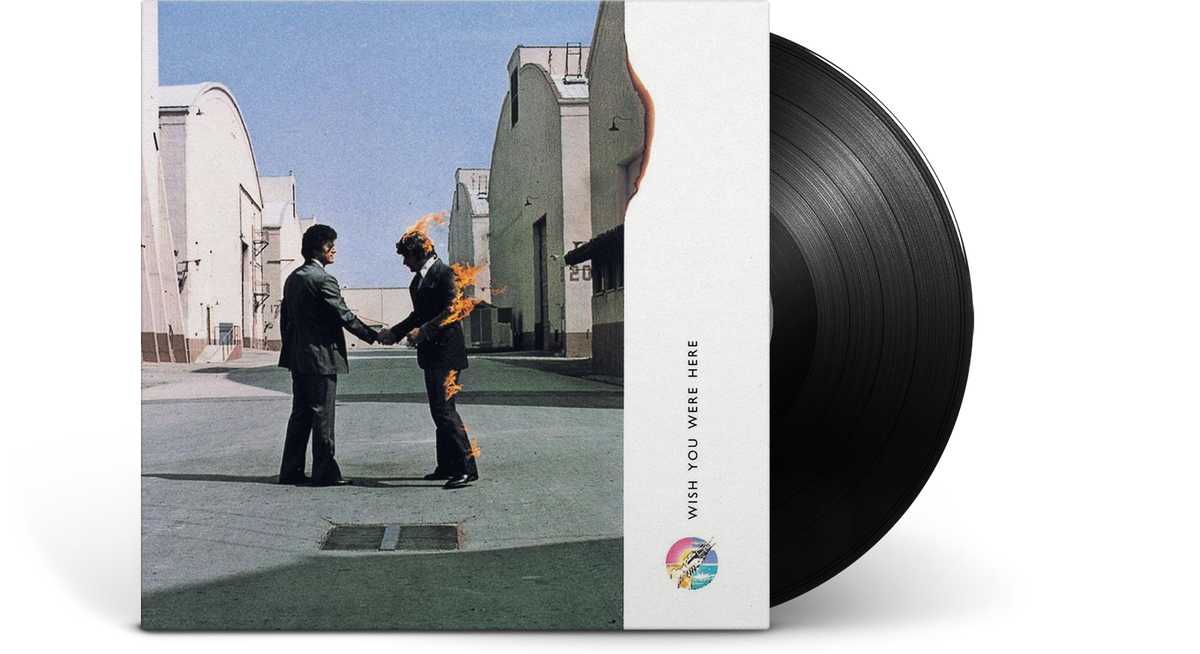 Vinyl - Pink Floyd : Wish You Were Here - The Record Hub