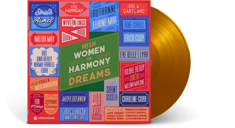Vinyl - Irish Women In Harmony : Dreams [PRE-ORDER - REPRESS] - The Record Hub