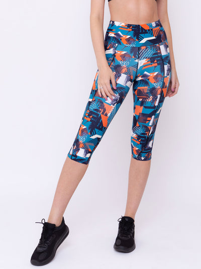 V-UP ECO Performance Cropped Leggings BRISTOL - VOTIG