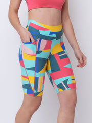 V-Light AZTEC ECO Performance Shorts - VOTIG
