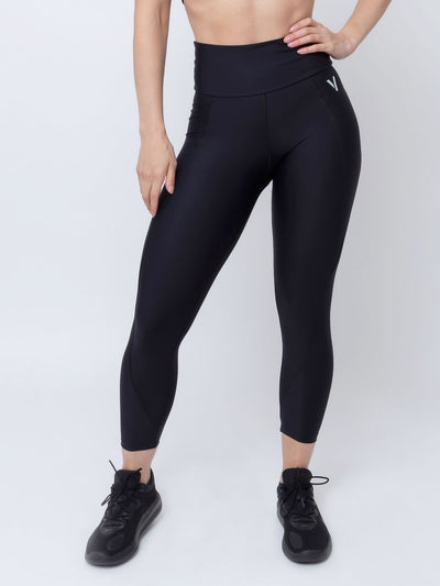 V-Emana ECO Performance Leggings 7/8 Black - VOTIG