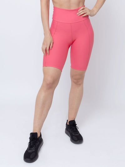 V-UP ECO Performance Shorts Rose Carmine - VOTIG