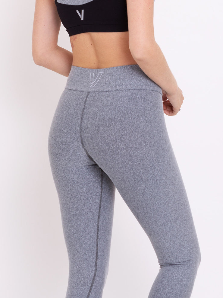 V-Light Studio Leggings MZ Grey - VOTIG