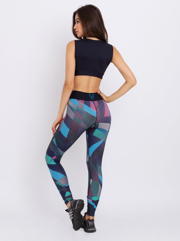 VLight Studio ECO Leggings MORADO - VOTIG