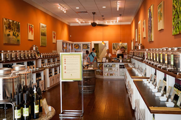 The Jacksonville Olive Oil Store