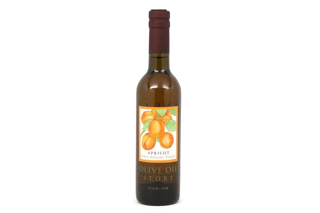 Apricot White Balsamic Vinegar Bottles