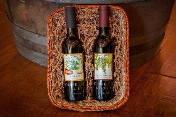 Tuscan Tradition Gift Basket
