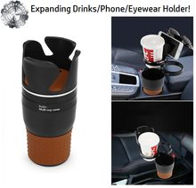 Expanding Storage Drinks Holder