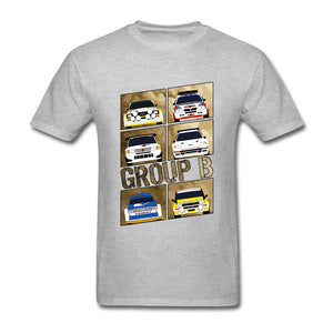 Group B Collection Rally T Shirt