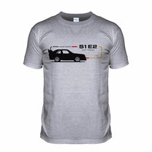 Quattro S1 E2 Group B Rally Retro T-Shirt