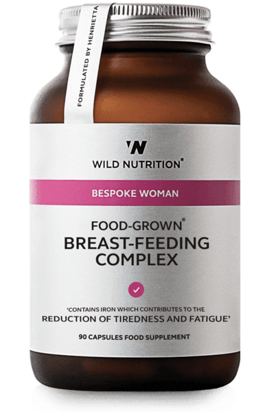 Food-Grown® Breast-Feeding Complex