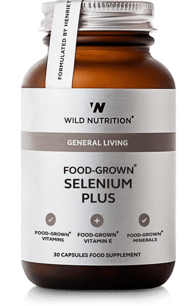 Food-Grown® Selenium Plus