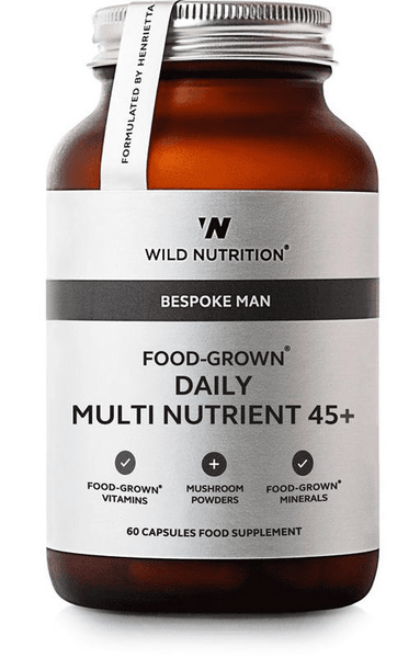 Men's 45+ Food-Grown® Daily Multi Nutrient