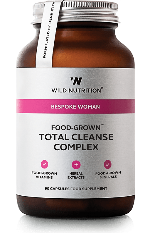 Food-Grown®  Total Cleanse Complex