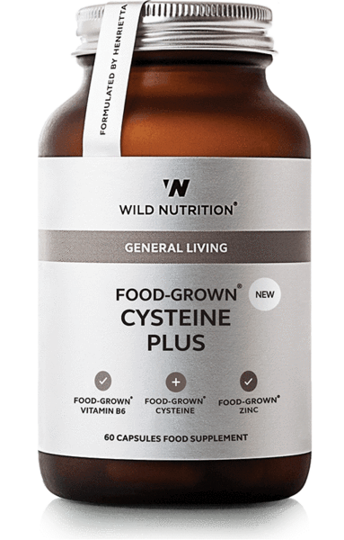 Food-Grown® Cysteine Plus