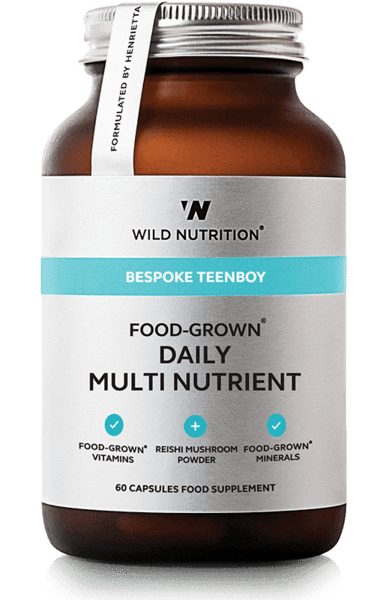 Teenboy Food-Grown® Daily Multi Nutrient