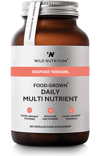 Teengirl Food-Grown® Daily Multi Nutrient