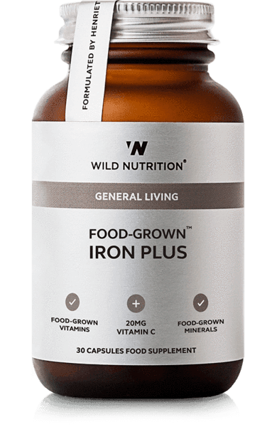 Food-Grown®  Iron Plus