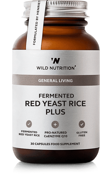 Fermented Red Yeast Rice