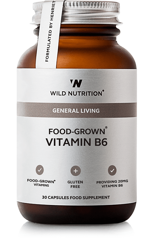 Food-Grown®  Vitamin B6