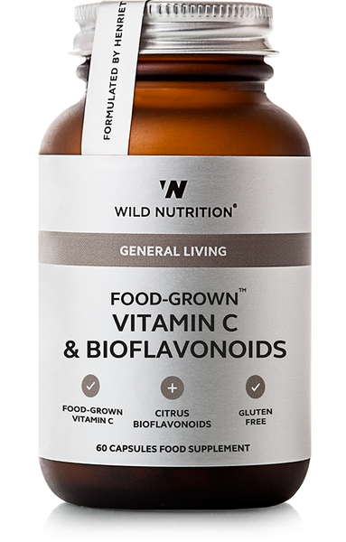 Food-Grown®  Vitamin C & Bioflavonoids