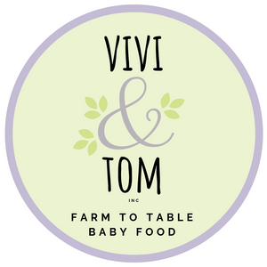 Vivi & Tom Farm to Table Baby Food